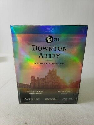 Downton Abbey: The Complete Collection Blu-ray Set