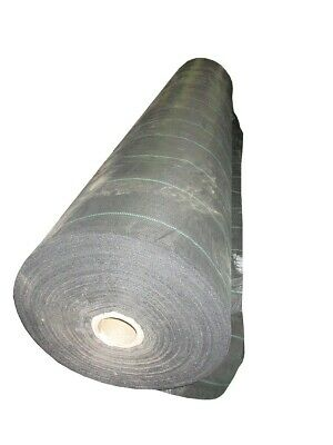 Apollo Heavy Duty Weed Control Fabric (95gms) 100m x 1m