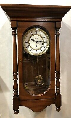 Howard Miller Triple Chime Wall Clock Westminster Whittington St. Mich 612-432