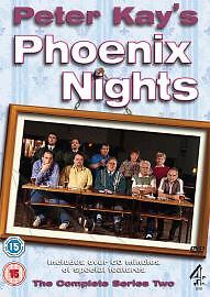 Peter Kay's Phoenix Nights: The Complete Series 2 DVD (2006)                   4