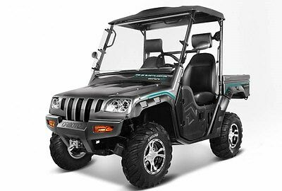 CFMoto U6 Rancher 600 (UForce 600) UTV SERVICE , Owner's  & Parts Manual CD
