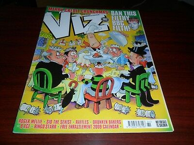 Viz comic  181   Xmas 2008  Good condition  Adults only.