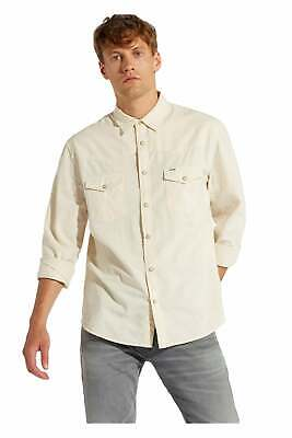 Wrangler Western Shirt - Off White