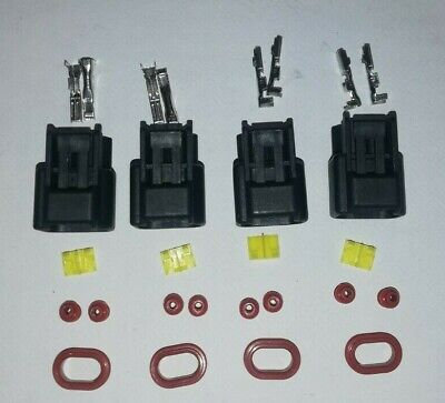 4x  Ignition coil connector coilpack fits Suzuki yamaha Denso GSXR CBR