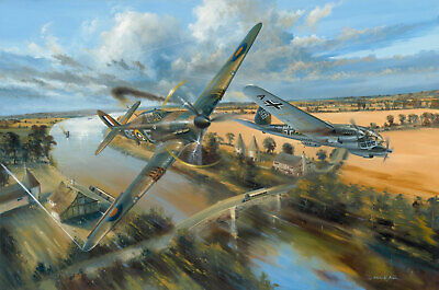 HURRICANE FORCE by Simon W. Atack 303 Sqn Hurricane, Battle of Britain, Kent