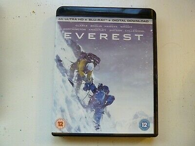 EVEREST 4K UHD & Blu-ray - No Digital