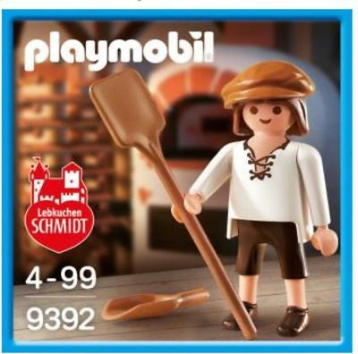CE9392 Panadero medieval Lebkuchen 9392 playmobil,especial,special