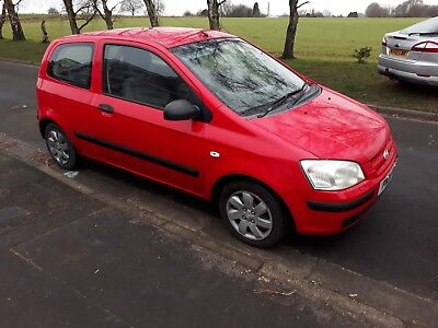 hyundai getz 1.1gsi 68000 miles 1 owner SORRY NOW SOLD