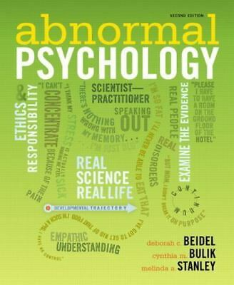 Abnormal Psychology (2nd Edition)