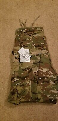 Army Multicam Scorpion OCP ACU Large Regular LR Pants Brand New