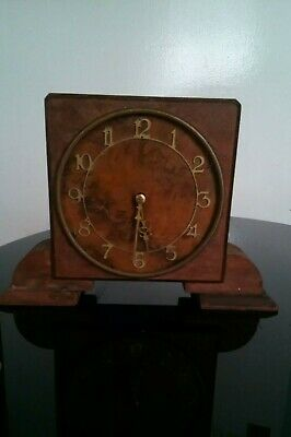 Very Old Rotherhams Clock. ROTHERHAMS ENGLISH MOVEMENT. Still works well.