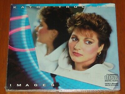 Kathy Troccoli - Images - Classic Early Ccm - Rare 1986 Still Sealed Cd