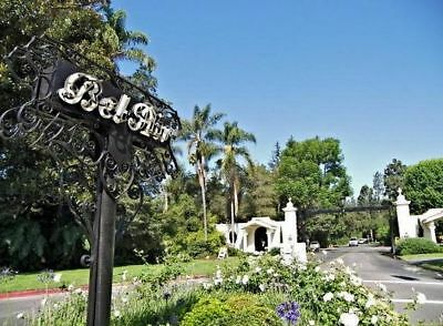 Bel Air  Residential Lot Los Angeles County Located Just Off Beverly Glen Blvd