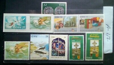 Irish /eire, Stamps, Mixed Lot. Ireland, An Post.