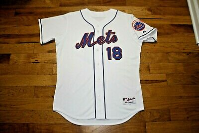Moises Alou New York Mets authentic jersey Majestic size 48
