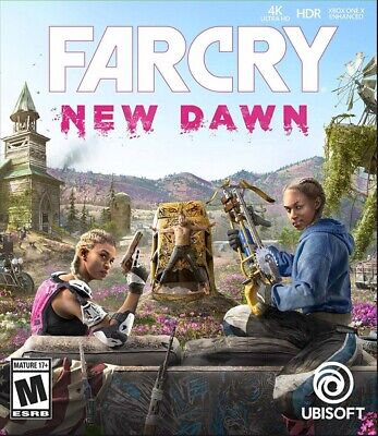 Far Cry New Dawn PC - Italiano Originale Completo - FC FarCry 2019