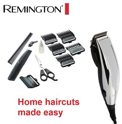 MENS HAIR CLIPPER Trimmer Haircut Kit Remington Corded Electric Grooming Shaver