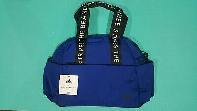 2de10be500 Adidas Sport to Street Tote Gym Bag NEW Tags  Ink Blue. Limited