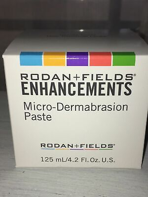 Rodan and Fields ENHANCEMENTS Micro-Dermabrasion Paste NEW/SEALED