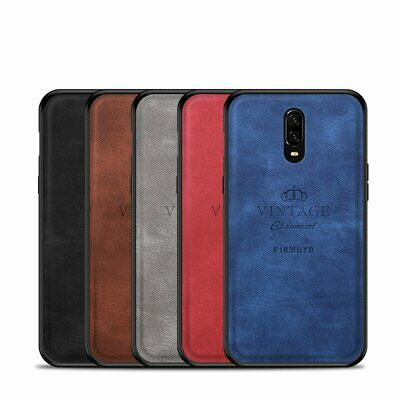 Pinwuyo Honorable Series Cloth Hybrid TPU & PC Frame Case Cover for OnePlus 6T