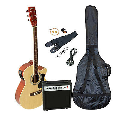 Johnny Brook Semi-Acoustic Guitar Kit (Colour Naked)