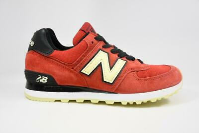 buy online b239d bd798 NEW BALANCE 574 Catcher and the Rye Author Pack Red Black US574SL Mens Size  7.5