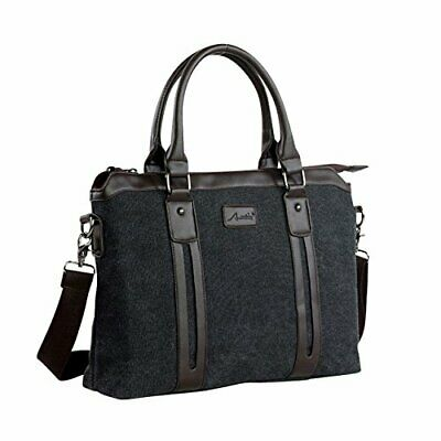 [D-SACK] 2way Men's Business Bag (Black) Commute work