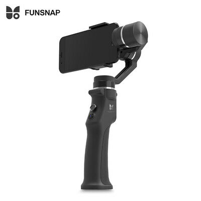 3-Axis Handheld Bluetooth Gimbal Camera Stabilizer for Smartphone Gopro Camera