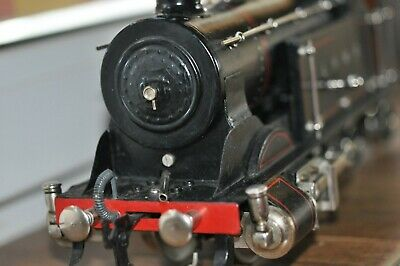 Märklin uralte ANTIQUE Live steam Echtdampflok 1/32 3-rail gauge 1 Spur 1