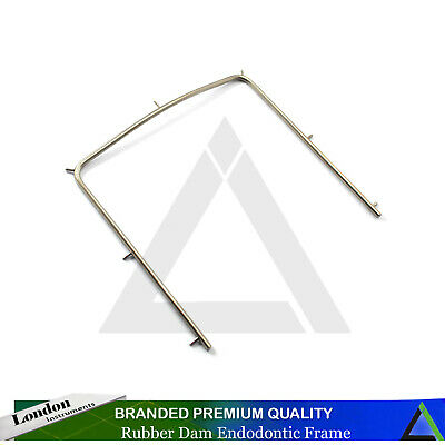 Rubber Dam Frame Orthodontic Mouth Teeth Dentist Instruments Lab