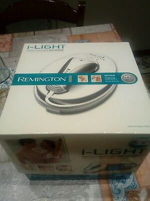 Epilatore luce pulsata remington