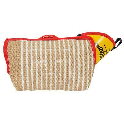 Intermediate Dog Bite Sleeve for Young Dog Training | Jute Bite Sleeve for Puppy
