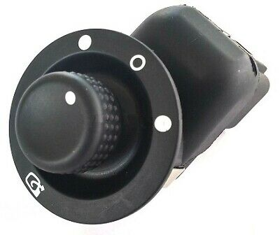 Electric Mirror Control Switch Adjust Knob For Renault 8200109014 8200676533*TRF