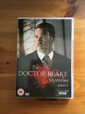 The Doctor Blake Mysteries: Series 5 DVD (2018) Dr. Blake - 10 Folgen - 4 DVD's