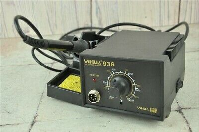 Untested Yihua 936 Soldering Station Thermo-Control In Original Box Tools