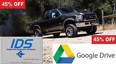 2019 Ford IDS Program 112 - Diagnostic Software Tool - VMware Easy Install -