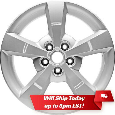 New Set Of 4 17 Replacement Alloy Wheels Rims For 2006 2012