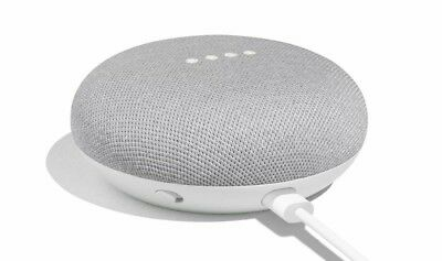 Nuovo & Sigillato - Google Home Mini Smart Assistente - Gesso