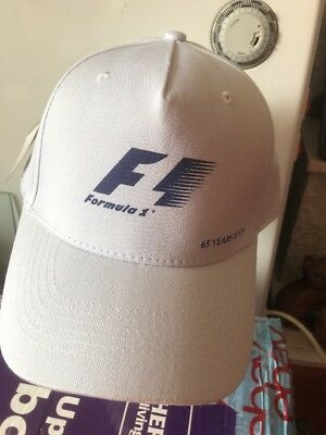 Formula 1 Cap F1 Cap 65 Years Offical Formula One Product Motorsport Cap