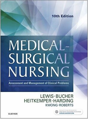 Testbank Med Surg Nursing-Assessment And Management Of Clinical Problems-10th Ed
