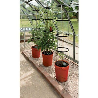 Self Watering Grow Pot Tower - Red