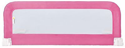 Safety 1St PORTABLE BED RAIL - PINK Baby Child Safety BNIB