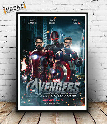 Avengers - age of ultron -Poster,locandine,parete,manifesto,film,cinema,marvel