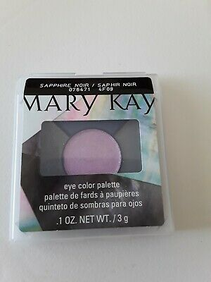 New Mary Kay Mineral Eye Color Palette Sapphire Free Shipping