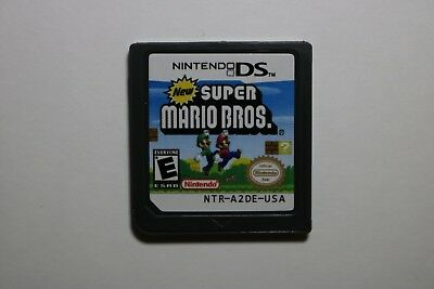 New Super Mario Bros. for the Nintendo DS - US Seller