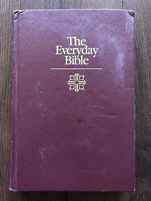 The Everyday Bible: New Century Version: Clearly Translated for Life 1988