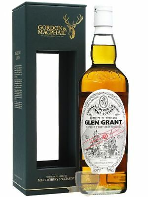 Glen Grant 40 Jahre Single Malt Whisky Gordon & MacPhail 0,7 Liter