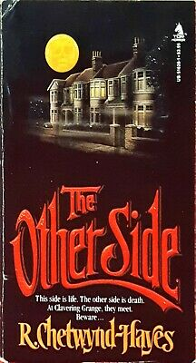 R Chetwynd-Hayes - The Other Side, Tom Doherty, 1988, 1st, Inscribed, Signed,TOR