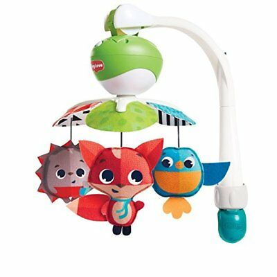 Tiny Love Meadow Days Take Along Mobile, 3-in-1 Musical Mobile OPEN BOX - M14