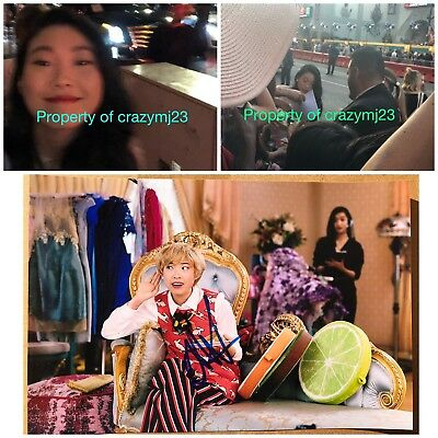 Awkwafina Signed Crazy Rich Asians Autograph Ocean's Eight Nora Lum Movie 2018